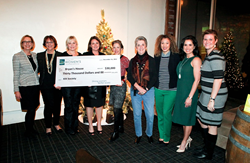 Dallas Women's Foundation's XIX Society Awards First Grant to Bryan's...