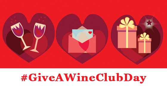 celebrating national give a wine club day