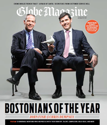 2015 Bostonians of the Year Cover