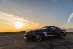 2016 model year ROUSH Stage 3 Mustangs powered by the 670-horsepower supercharged 5.0L V8 engine have earned 50-state vehicle emissions certification.