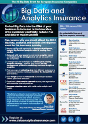 The Big Data and Analytics Insurance Programme