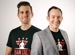 Fair Marketing CEO and ManSalt.com Team up to Re-launch Brand, Website