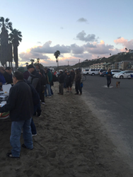 Ocean Hills Recovery Feeding the Homeless