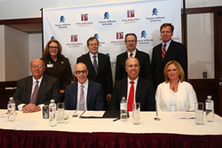 Thomas Jefferson University and Philadelphia University sign letter of intent