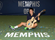 Kei Nishikori the 2015 Memphis Open ATP Title Winner