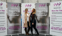 Quadrant2Design have donated five new roller banners to Southampton Women's Aid