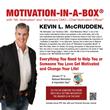 "Blackstone Audio to Release Kevin L. McCrudden's ""MOTIVATION-IN-A-BOX"""