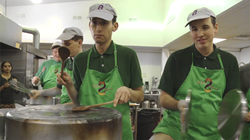 New Jersey rock and soul band GoodWorks has teamed with Baker's Treat Café to produce and record a music video to raise awareness about the contributions of people with developmental disabilities, like autism. GoodWorks performed and videotaped the origin