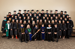 Fall 2015 Graduates in Texas
