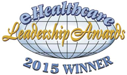 healthcare website award
