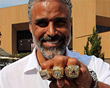 Twin Galaxies Receives Support of Former Los Angeles Laker Rick Fox Who Donates His Three NBA Championship Rings to the #Right2Game Movement