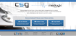 Consolidated Services Group Home Page