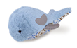 Durable Whale Dog Toy with Treat Pocket