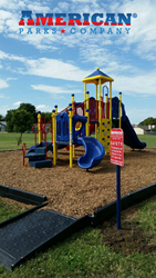 Big Kahuna - Commercial Playground Structure - American Parks Company