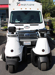 T3 Motion, all-electric, EV, police, security, patrol vehicles, clean energy, battery-powered, T3 Patroller, T3 Vision