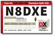N8DXE QSL Card