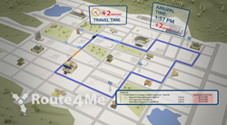 Route4Me's Dynamic Route Planning for Same Day Delivery Economy