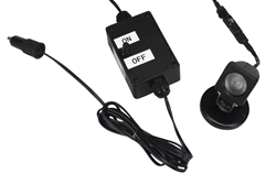 3 Watt Infrared LED Strobe Light Equipped with a 100lb grip magnetic base
