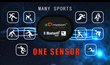 SoundOfMotion Launches 1st Multi-Sport Sensor Using Earth's Magnetic Field