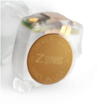 ZPower Silver Zinc Battery