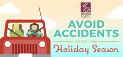 Avoid Accidents Over The Holiday Season