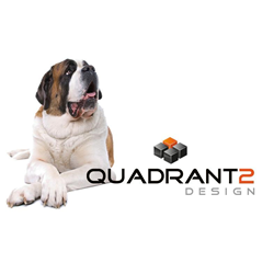 Quadrant2Design celebrate a very successful year in 2015