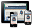 Blue Monster® Products Launches New Responsive Website