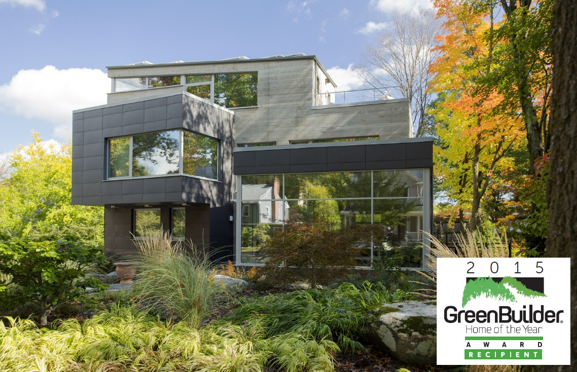 zeroenergy design wins a green builder home of the year award zeroenergy design wins green builder home of the year award