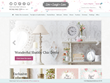 Online Shabby Chic and Vintage Inspired Store Live Laugh Love Launches New Website