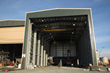 5th Hull Fabrication Building Completed at Chesapeake Shipbuilding
