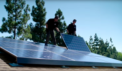 Ubiquiti sunMAX makes it quick and easy to install residential solar power systems.