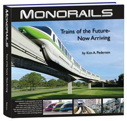Monorails Book, proving they're not just a theme park ride