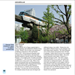 Tokyo Monorail in Chapter 6, operating safely and efficiently since 1964.