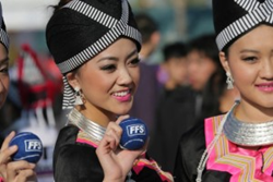Changing the Face of Insurance, Hmong Cultural Festival, First Financial Security