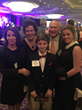 ICC CEO-Jennifer Guthrie, Sydney Guthrie, Liam Guthrie, Bob & Linda Isser at the Fast 50 Awards Dinner