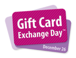 Gift Card Exchange Day