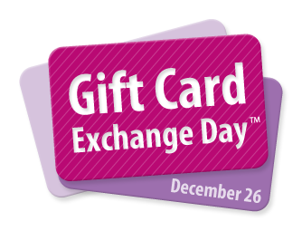 gift card exchange day websites help people sell their unwanted christmas gift cards for cash. Black Bedroom Furniture Sets. Home Design Ideas