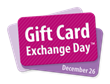 Gift Card Exchange Day Websites Help People Sell their Unwanted Christmas Gift Cards for Cash