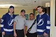 Tampa Bay Lightning spread holiday cheer to Florida Hospital Wesley Chapel