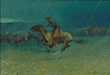 Lonesome Dove: The Art of Story, Lonesome Dove, Pulitzer Prize novel, Larry McMurtry, Lonesome Dove TV miniseries, Robert Duval, Tommy Lee Jones, Gilcrease Museum, Tulsa, Oklahoma, Frederic Remington, Charles M. Russell, Sid Richardson Museum, Lonesome Do