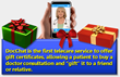 DocChat - Telecare Industry's First Gift Certificate