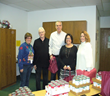 Christmas Dinner Makes Holiday Merry for Families in Need