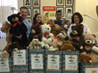 Coast Dental and SmileCare Deliver 450 Teddy Bears to Kids at Rady Children's Hospital in San Diego