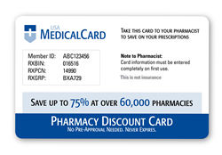 Free USA Medical Card