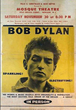 Avid Boxing Style Rock Concert Poster Collector, Andrew Hawley, Announces His Search for 1963 Bob Dylan Newark Mosque Concert Posters