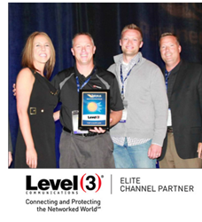 Level 3 Communications Elite Channel Partner Telarus