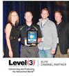Telarus Named Elite Channel Partner of Level 3