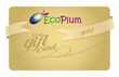EcoPlum e-gift card