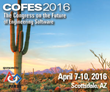 COFES 2016 Begins -- Congress on the Future of Engineering Software