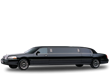 8 Passenger Black Stretch Limos In Connecticut